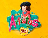Klim - Mini Artistas