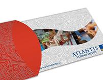 Visual identity for Atlantis Gift certificates