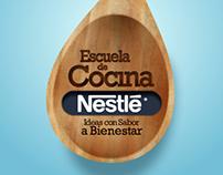 Propuesta Nestlé - Escuela de Cocina