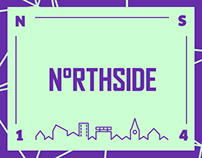 Northside 2014 - Website