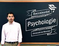 École de psychologie - Université de Moncton