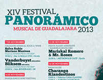 Festival Panorámico Musical de Guadalajara 2013