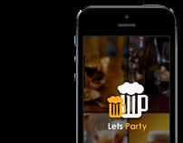 Lets Party (Mobile App)