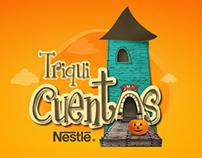TriquiCuentos -Nestlé