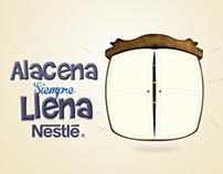 Alacena Siempre Llena - Nestlé