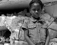 Post earthquake school reconstruction, Haiti.