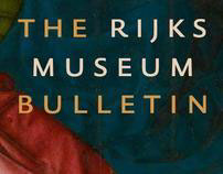 The Rijksmuseum Bulletin