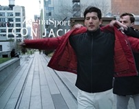 Zegna Sport icon jacket