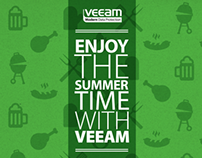 Posters for Veeam Software