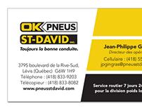 OK Pneus St-David