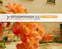 Krysskonferansen 2013