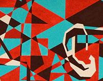 Mural for Hillel Kiev