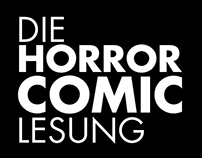 Die Horror Comic Lesung