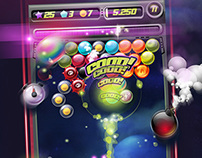 Bubble Shooter . Mobile Game