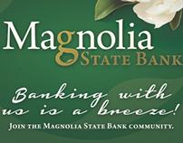Magnolia State Bank Fan