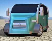 Citroën Cëkkër concept car