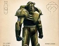 Fallout Armor Designs