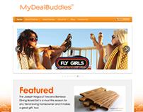 MyDealBuddies, e-Commerce Site, Marketing/Development