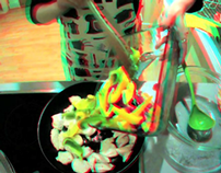Anaglyph Stereoscopic 3D: Recipe