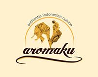 Aromaku Food Truck Rebrand