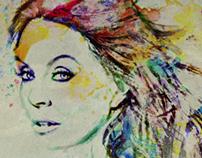 Sarah Brightman Poster for Honda Center