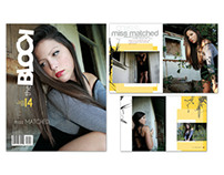Magazine Design - Fashion
