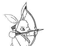 Inktober Sketches