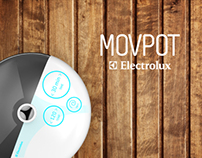 MOVPOT/Electrolux Design Lab