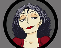 Fanart Mother Gothel