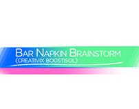 Bar Napkin Brainstorm