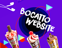 Bocatto Website