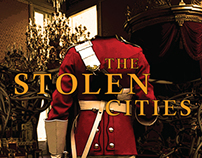 THE STOLEN CITIES - Book Cover