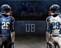 UB Football Uniform Concept