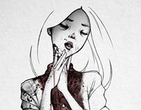 Outubro: Halloween - Ilustração