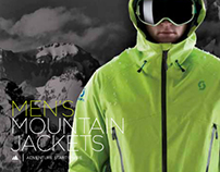 Scott Sports - 2013/2014 Winter Softgoods Workbook