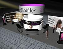 T-Mobile - Trade Show Designs