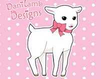 DaniLamb Full Body Illustration