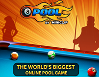 Pool by Miniclip - Miniclip Mobile for iOS and Android