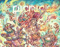 Geeks - Ilustracional 2013