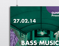 BASS MUSIC Rendez-Vous - Flyer