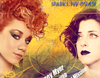 Whitney Myer Show Poster