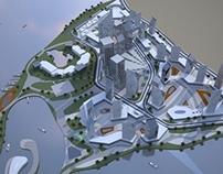 Business park - Graduation project