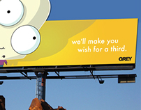 Eye-catching campaign (univ project)