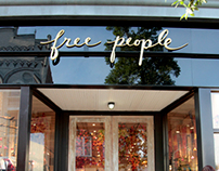 Free People Store Opening