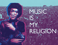 Jimmy Hendrix - Mica