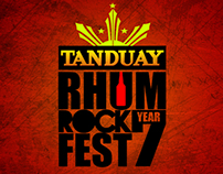Tanduay Rhum Artist Profiles and FB Cover
