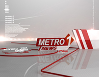 Metro one channel ident