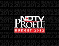 NDTV Profit - Budget 2012 Microsite