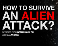 How To Survive to an Alien Attack