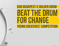 Beat the Drum for Change